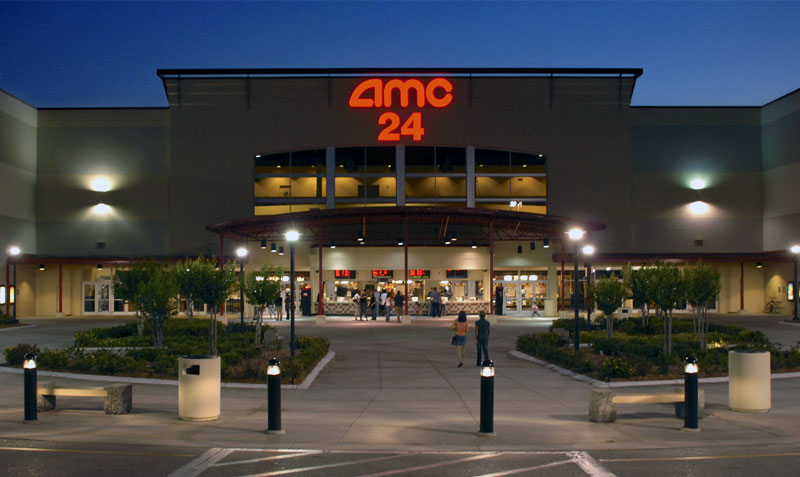 AMC Veterans Tampa FL Movie Ater